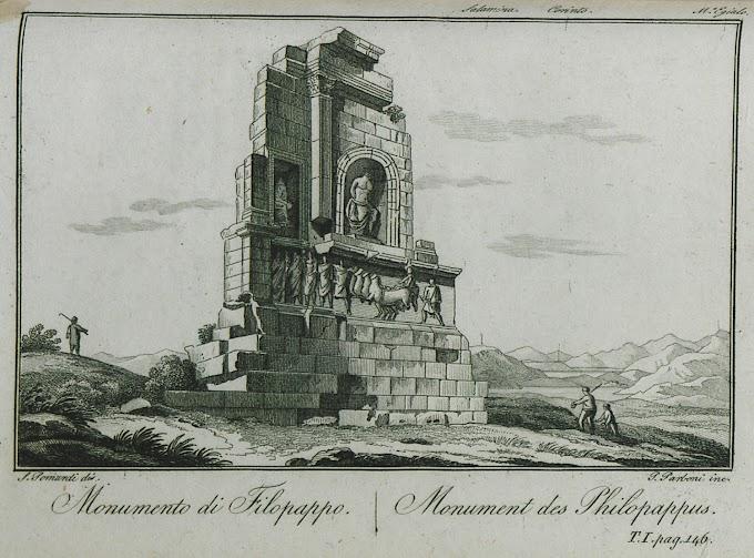 Ποιος ήταν ο Φιλόπαππος; ... Ο λόφος του Φιλοπάππου