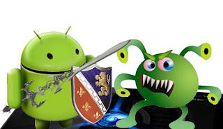 Tanda tanda Smartphone terancam virus