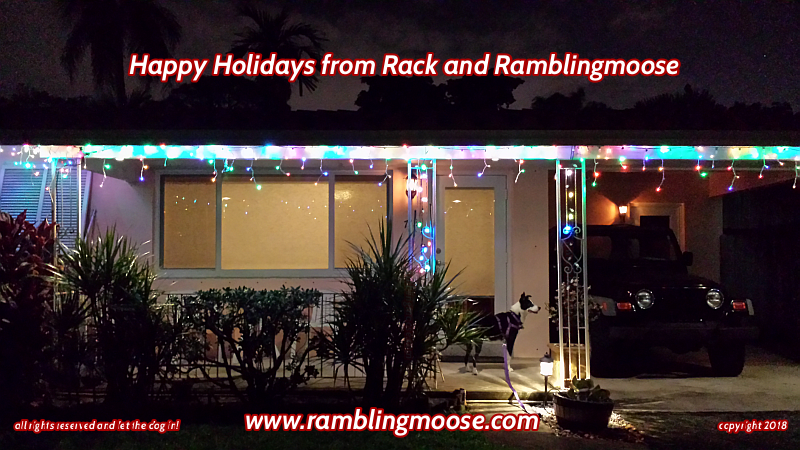 Rambling Moose: 2018