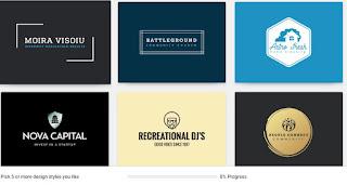 Cara Membuat Logo Online Sendiri Gratis Via HP