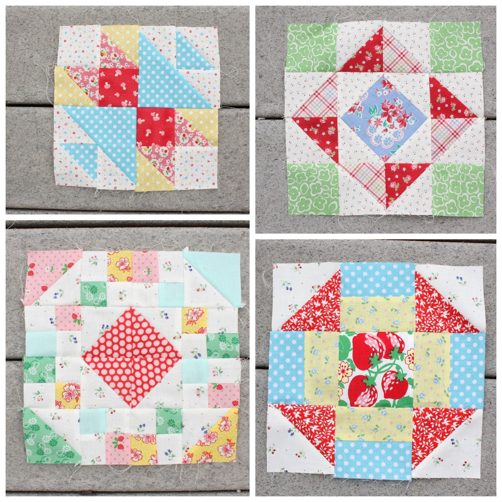 A Few Tips on Choosing Fabric - Virtual Quilting Bee part 2 ... : use of quilt - Adamdwight.com