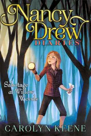 series books for girls nancy drew diaries 5 willow woods and 6 mystic lake. Black Bedroom Furniture Sets. Home Design Ideas