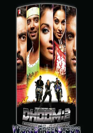 Watch Online Dhoom 2 2006 Full Movie Download HD Small Size 720P 700MB HEVC HDRip Via Resumable One Click Single Direct Links High Speed At WorldFree4u.Com