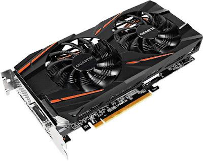 Gigabyte Radeon RX 580 Gaming 4G