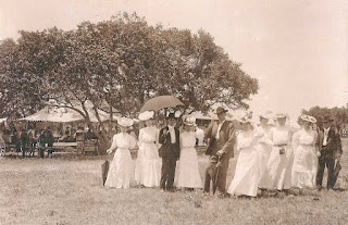 A Kerr County July Fourth picnic, around 1900