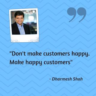 Dharmesh Shah Quotes