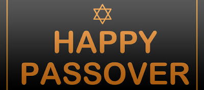 Passover 2017 Greeting Card online