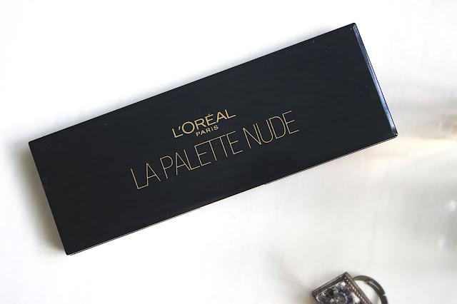 L'Oreal La Palette Nude in Nude Rose