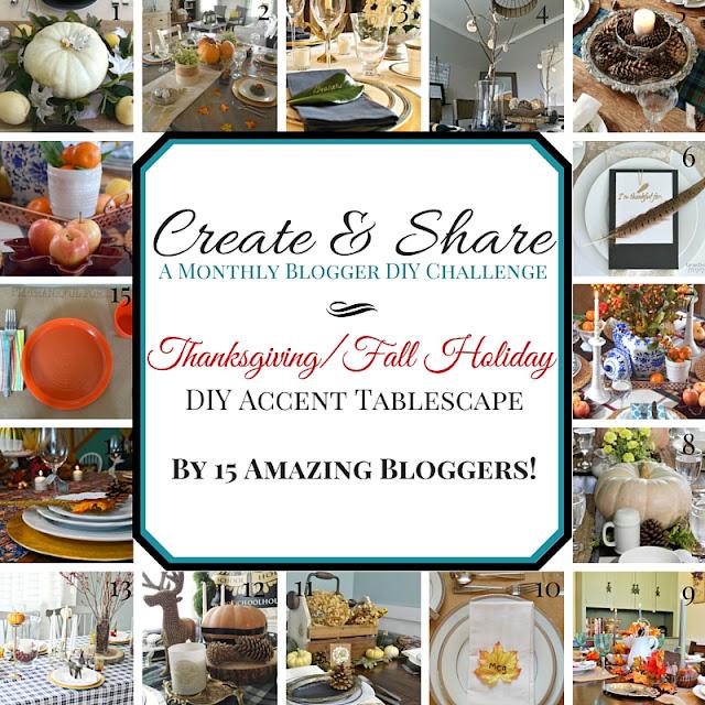November Create & Share Challenge