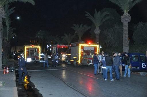 السلطات تكشف حقيقة حريق مطعم مراكش الذي أفزع السياح