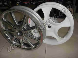 Foto Velg Power Racing Palang Terbaru