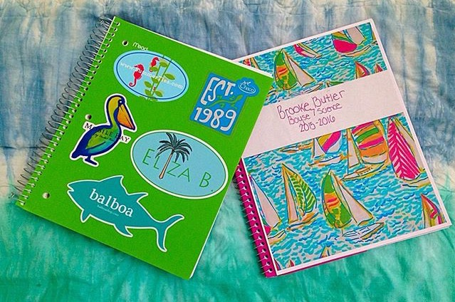 Preppy Notebooks | Live The Prep Life