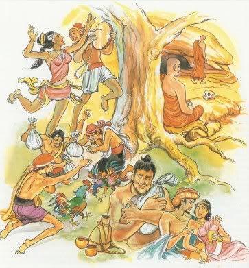 Đạo Phật Nguyên Thủy - Tìm Hiểu Kinh Phật - TRUNG BỘ KINH - Phân biệt sáu xứ