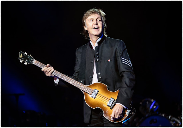 Paul Mc Cartney regresa a la Argentina #FreshenUpTour