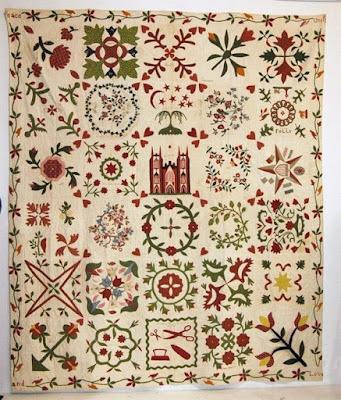 Album Quilt 1853