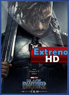 Black Panther (Pantera Negra) (2018) | DVDRip Latino HD Mega