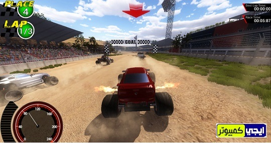 تحميل لعبة سباق السيارات المثيرة Off-Road Super Racing