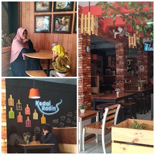 Kedai Radin, Kuliner Kekinian di Kepanjen Malang