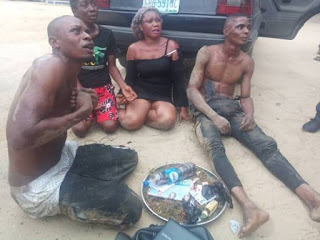 Slay Queens' And Their Boyfriends Arrested For Robbery