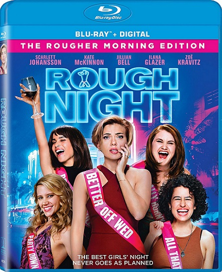Rough Night (Una Noche Fuera de Control) (2017) 720p y 1080p BDRip mkv Dual Audio AC3 5.1 ch