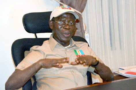 Oshiomhole Talks Tough As Moves To Remove Him Begins