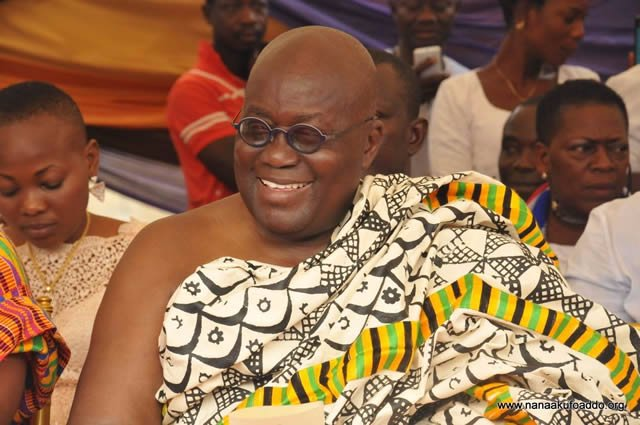 'I will not let you down', Akufo-Addo promises in victory speech