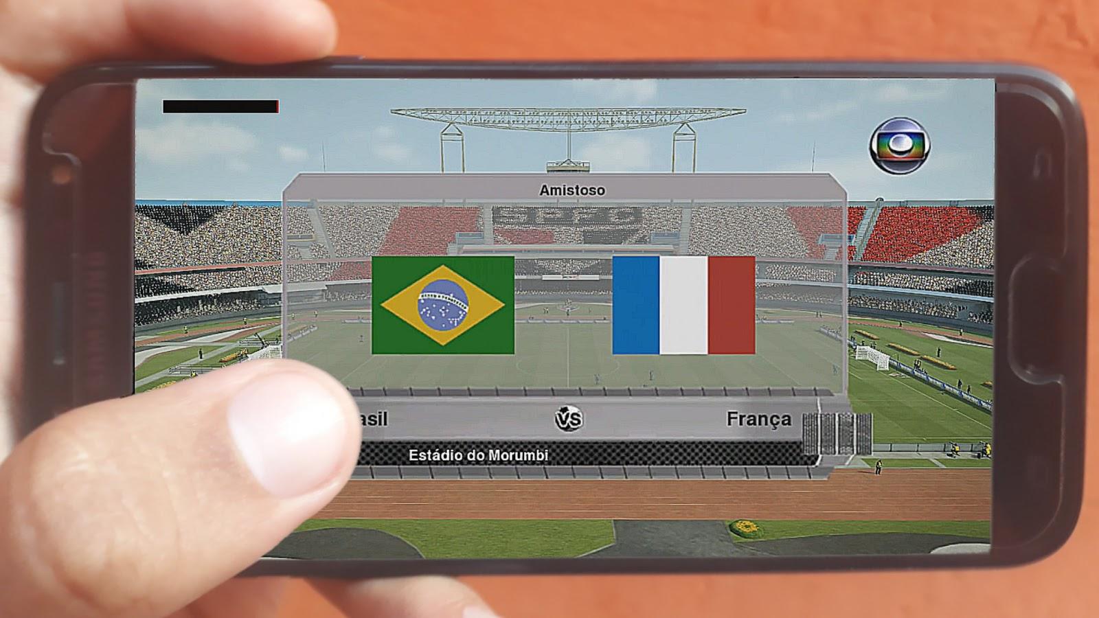 BAIXAR Jogo de Futebol Offline Com Rumo Ao Estrelato & Várias Ligas