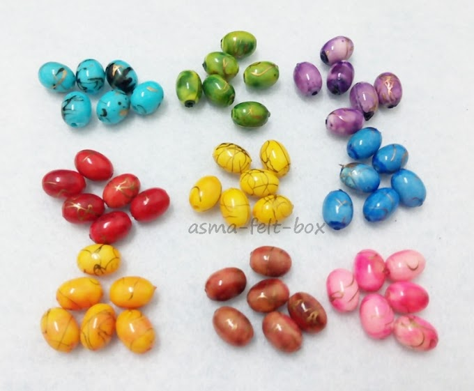 NEW CRAFT SUPPLY : BEADS