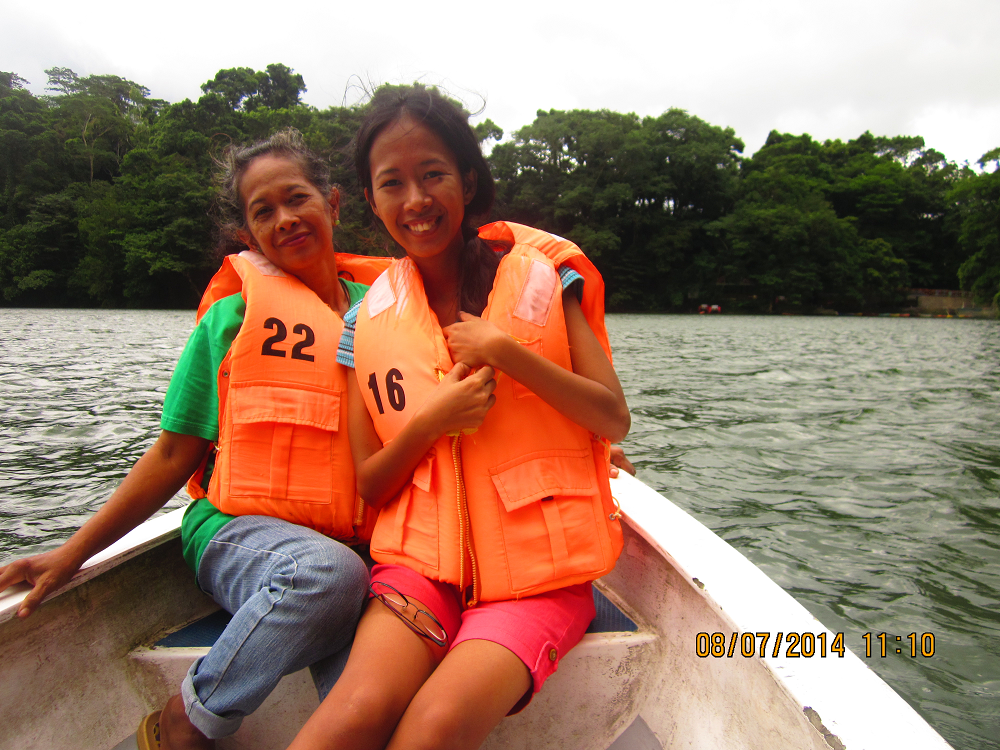 bulusan lake activities