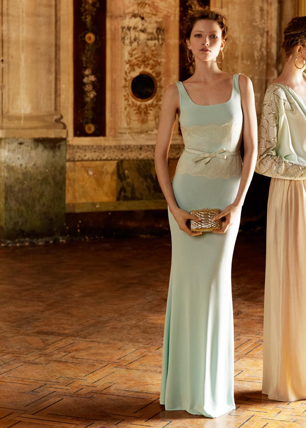 7b3b654aafc0 Εντυπωσιακά βραδινά Φορέματα MANGO 2012- Νέα Συλλογή Ceremony ...