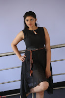 Khanishka new telugu actress in Black Dress Spicy Pics 48.JPG