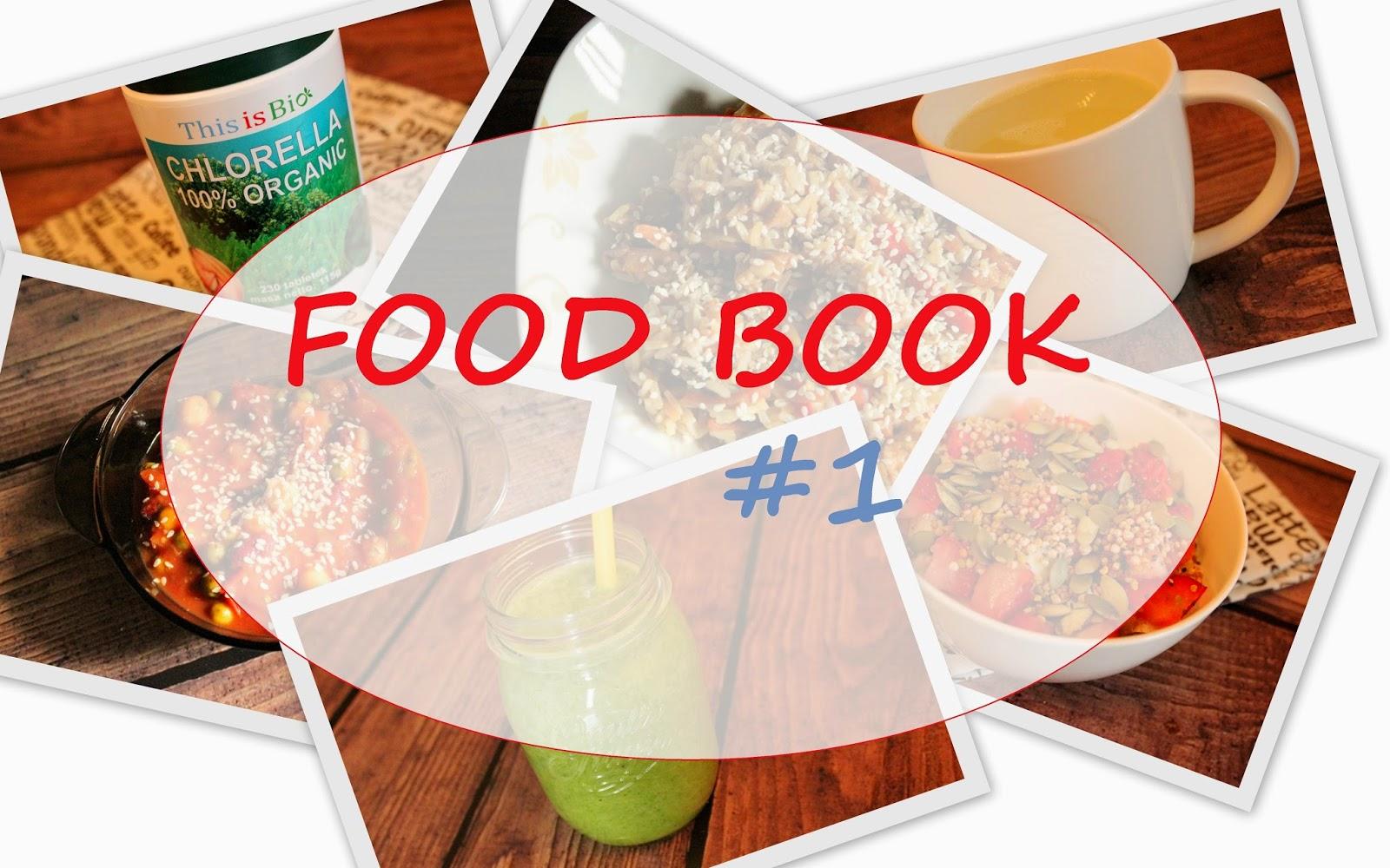 FOOD BOOK #1