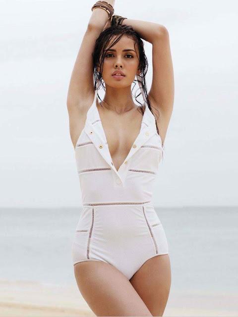 Megan Young in Sexy Bikini