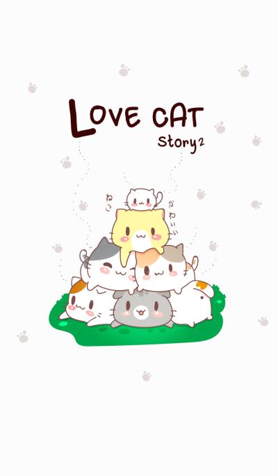 Love cat Story2