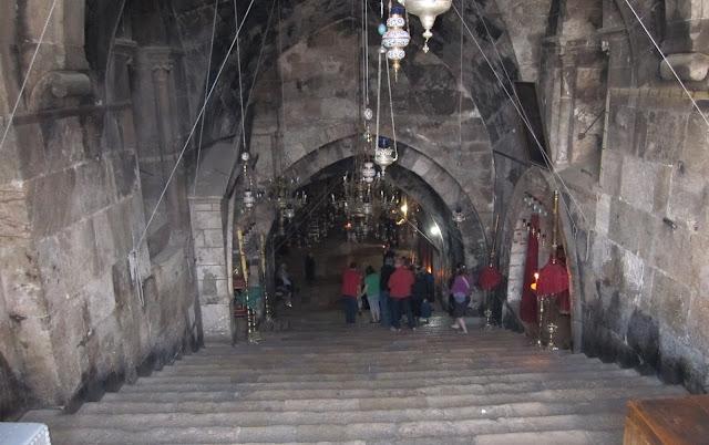 Ο Τάφος της Παναγίας στα Ιεροσόλυμα (βίντεο)