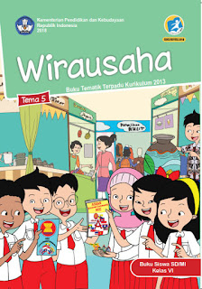 Tema 5 Buku Siswa Kelas 6-VI Kurikulum 2013 Revisi 2018