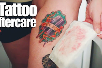 Before and Aftercare Tips for Your New Tattoos