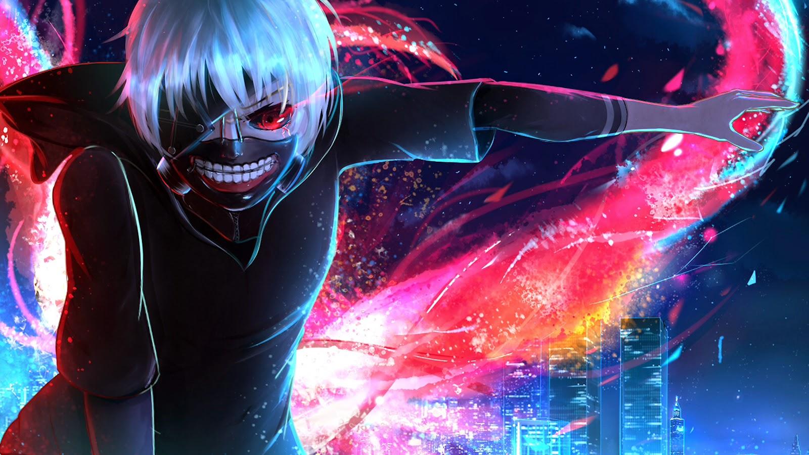 Todo Para Tu Pc Ya Tenemos Los Wallpaper Hd Del Anime Tokyo