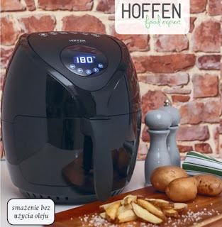 Frytownica beztłuszczowa Hoffen Food Expert z Biedronki