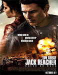 Pelicula Jack Reacher: Sin Regreso (Jack Reacher: Never Go Back) (2016)