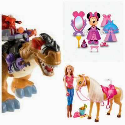 Amazon Black Friday Toy Deals - Up to 50% Off Mattel and Fisher Price Toys