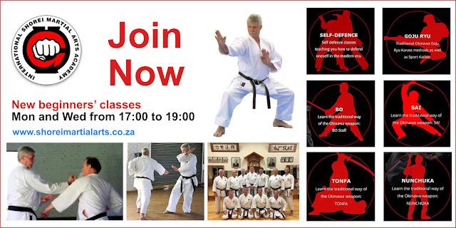 Shorei Martial Arts Academy - Join beginners' classes