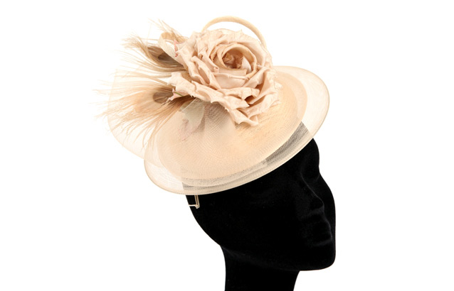 Bridesmaid Hairstyles 2013 : The Hat Club