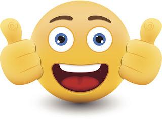 Emoji excited