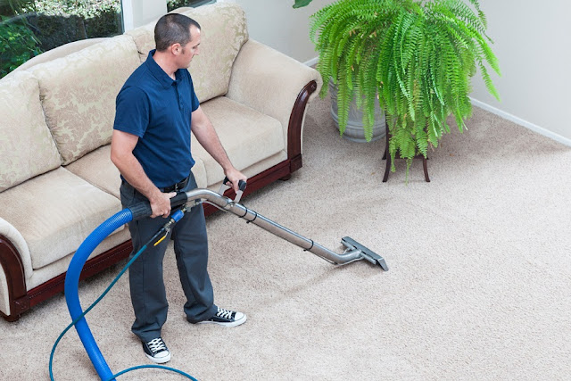 best steam carpet cleaning in Perth