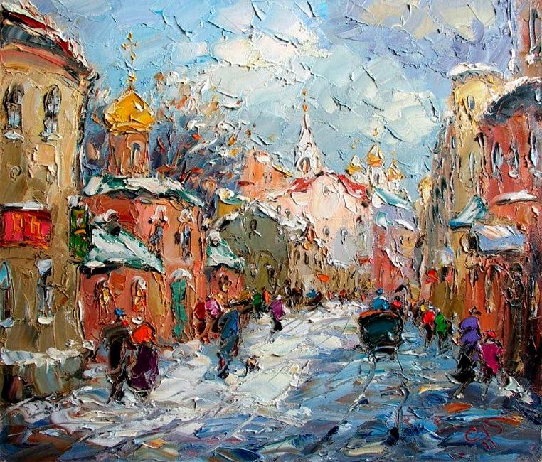 yagliboya-resim-sanatı-Vladımır-Sukovantuh