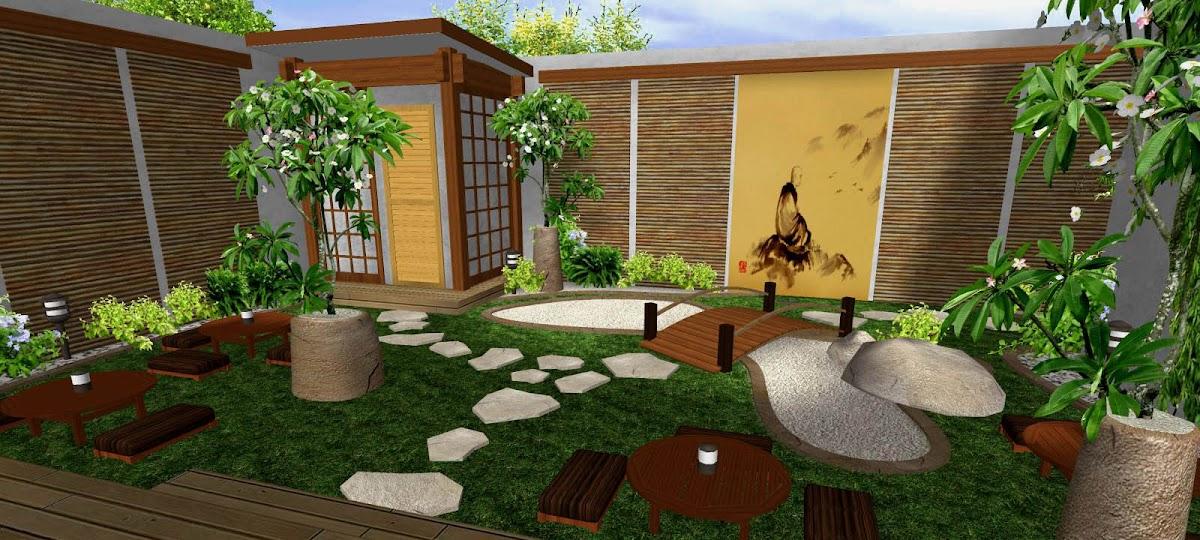 10 ideas grandes para jardines peque os dise os de for Jardines pequenos y baratos