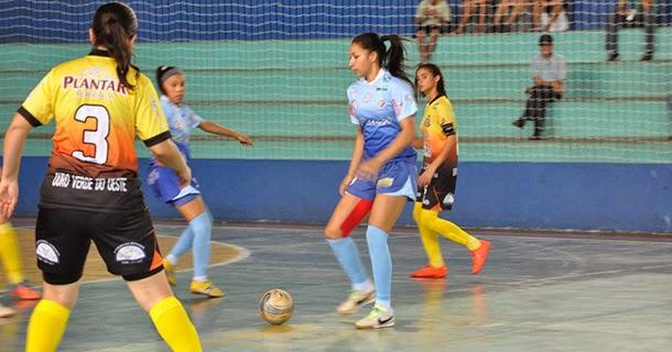 51a1fa1432 O futsal feminino dos Jogos Abertos do Paraná (divisão A)