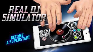 Real DJ Simulator APK v1.5 Mod Update Versi Terbaru 2017