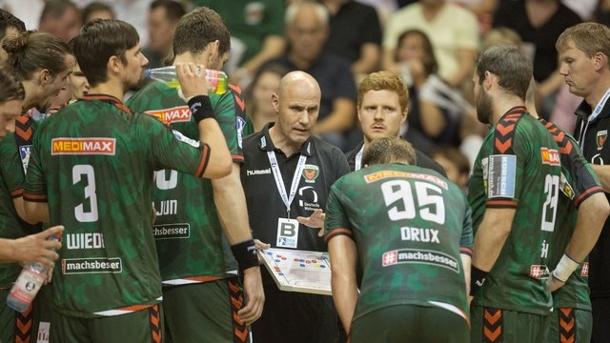 Erlingur Richardsson is no longer coach of Füchse Berlin.